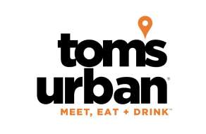 The logo for Tom's Urban