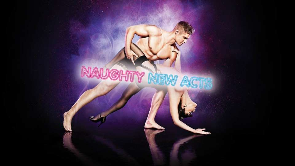 Experience Zumanity's naughty new acts!