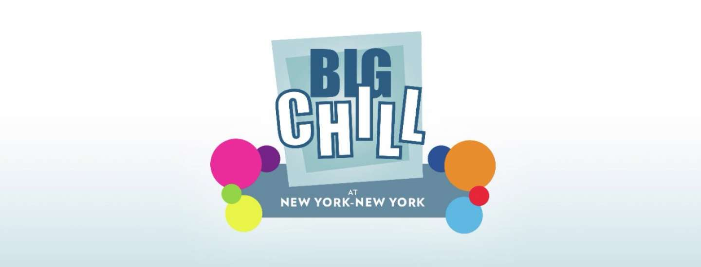 The logo for big chill.