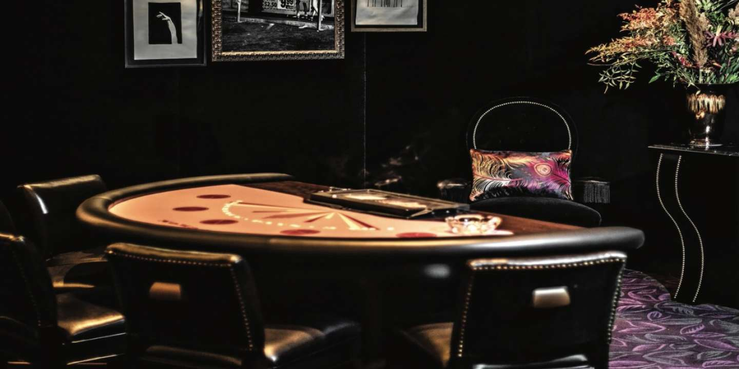 Table Game in NoMad.