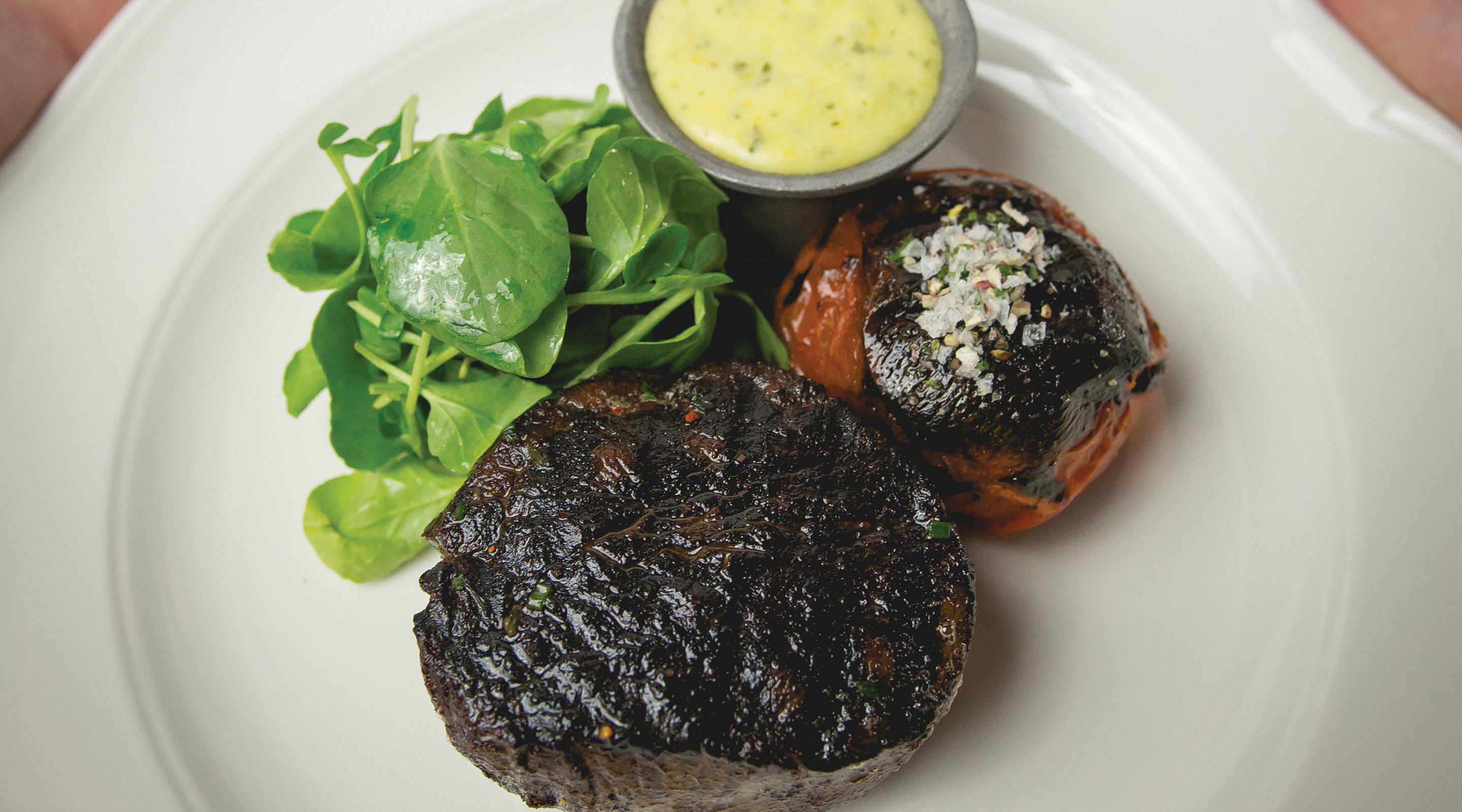 Filet Mignon, Petite Duchess Cut