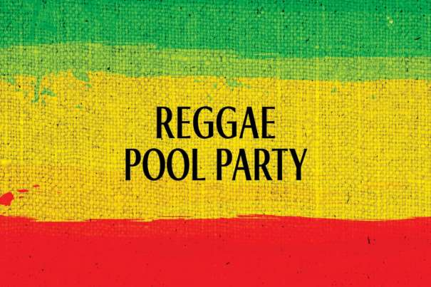 Reggae Pool Party at Park MGM