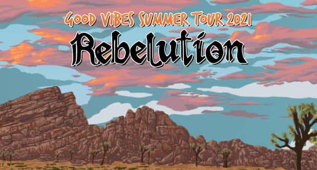 Don't miss Rebelution! Two amazing nights at Mandalay Bay Beach!