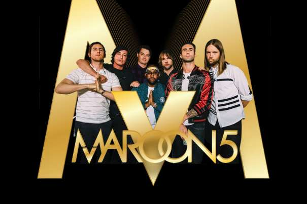 Maroon 5 will perform at the Mandalay Bay Events Center.