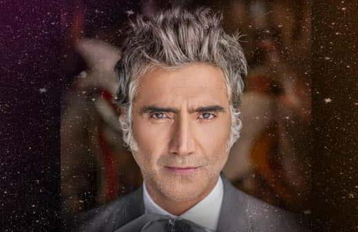 Don't miss Alejandro Fernandez live at Mandalay Bay Events Center.