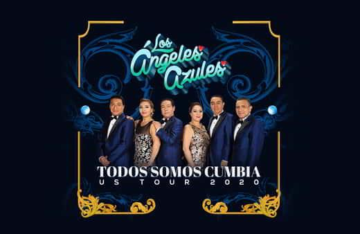 Don't miss Los Ángeles Azules live at Mandalay Bay Events Center, September 13th!