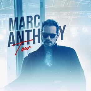 The Marc Anthony tour image.