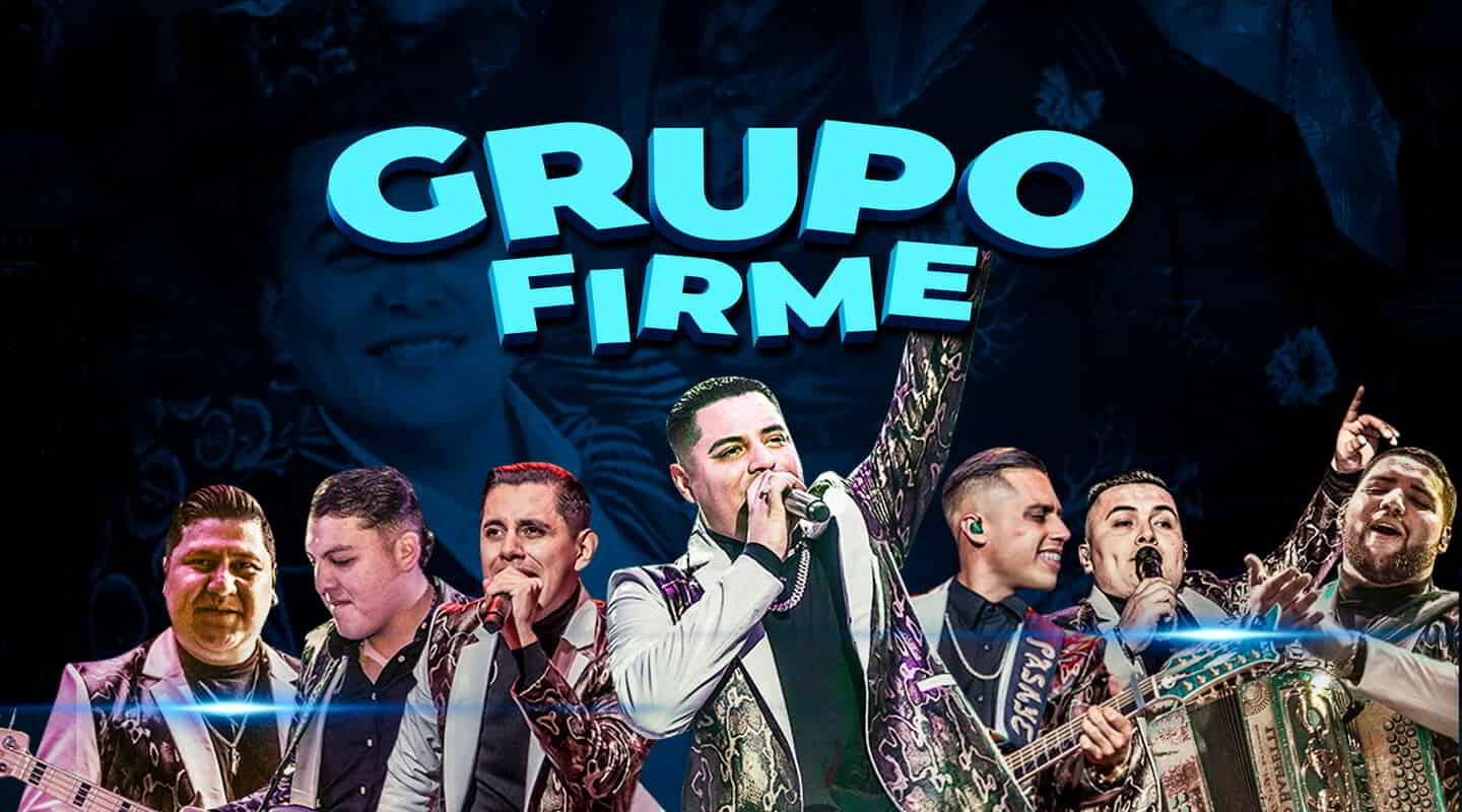 Promo image for Grupo Ferme at Grand Garden Arena