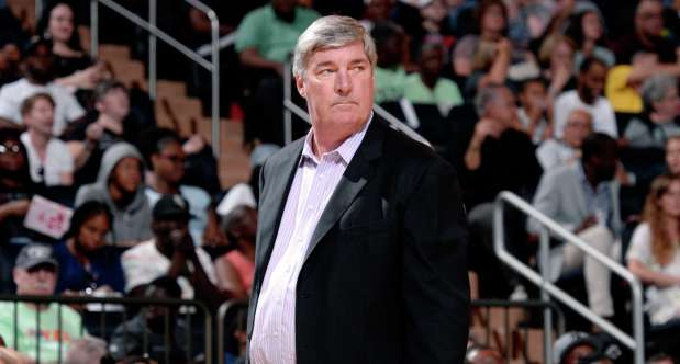 President of Basketball Operations and Head Coach Bill Laimbeer.