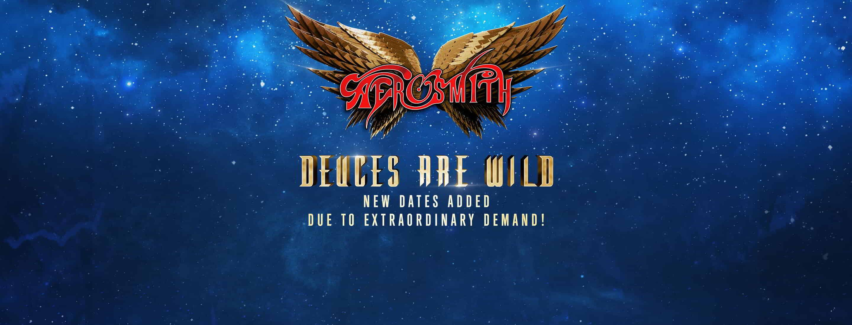 Aerosmith: Deuces are Wild