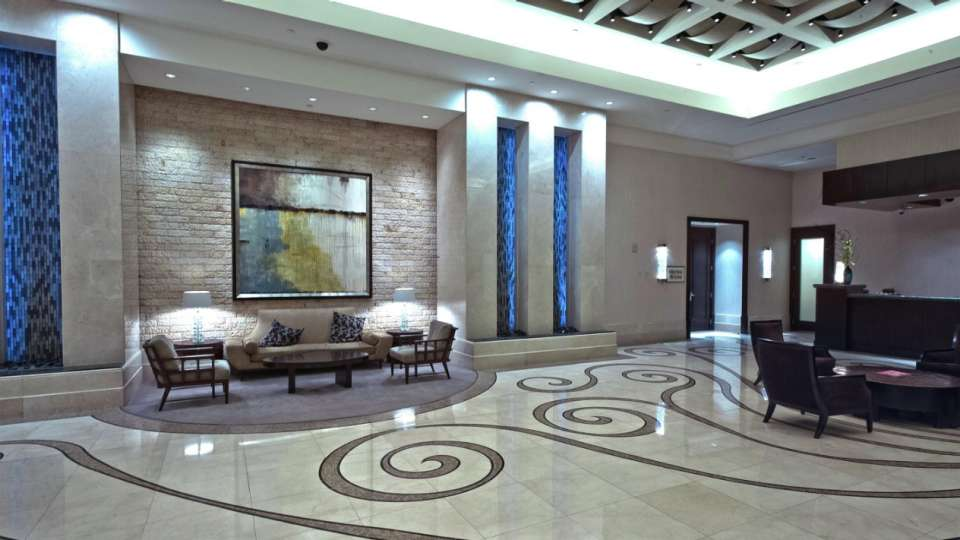 Signature Tower 3 Hotel Lobby