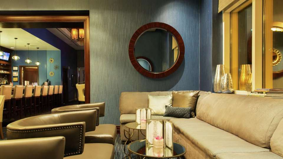 The Lounge at The Signature