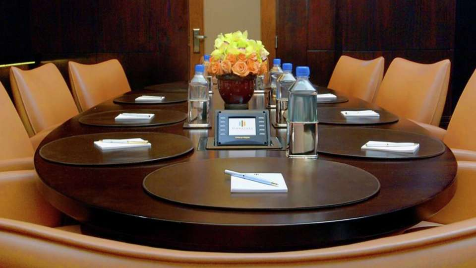 The Signature Meeting Rooms