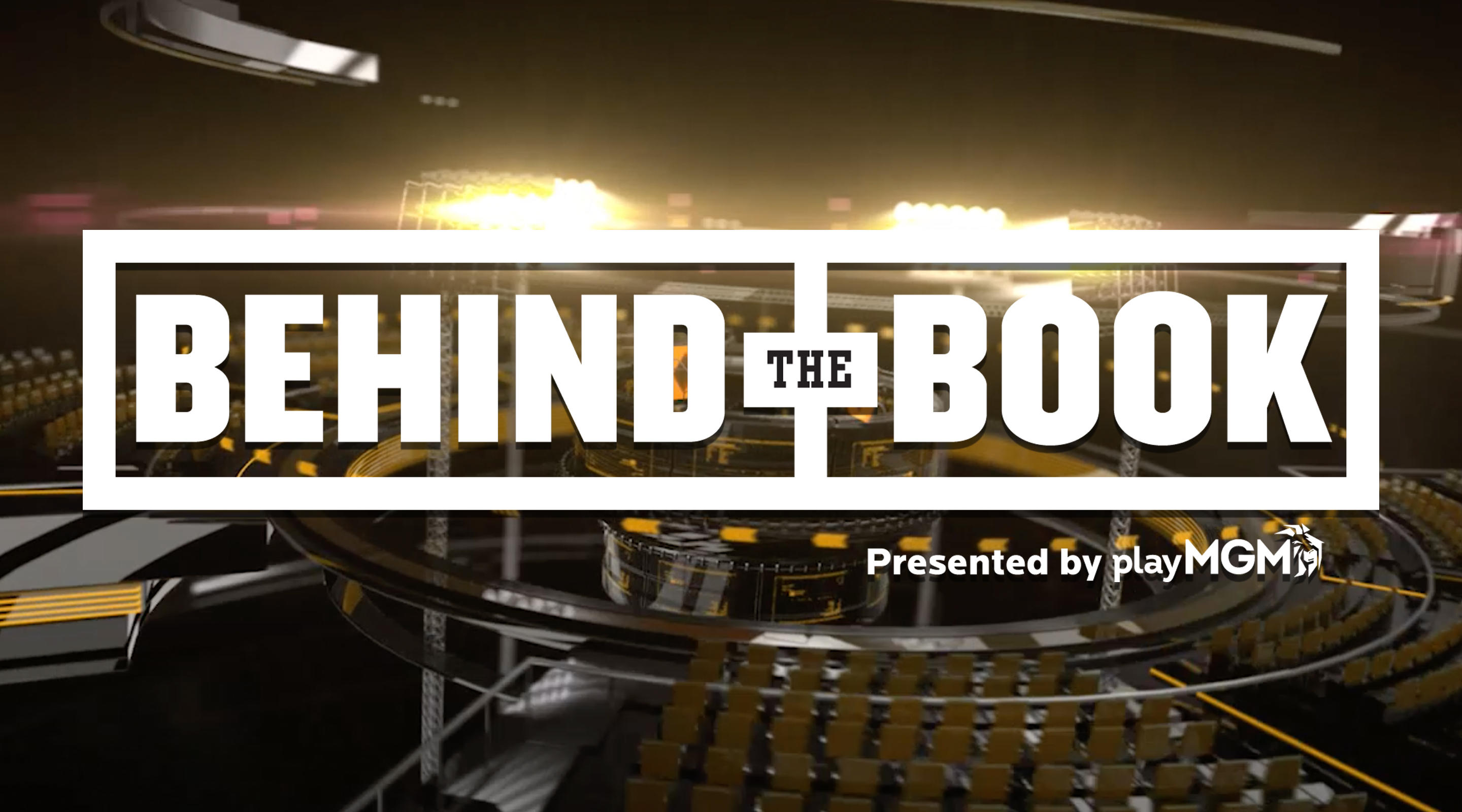 Behind the Book presented by playMGM.