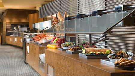 Cravings Buffet satisfies even the biggest appetites and thirsts
