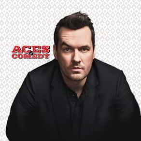 Jim Jefferies Aces of Comedy photo.