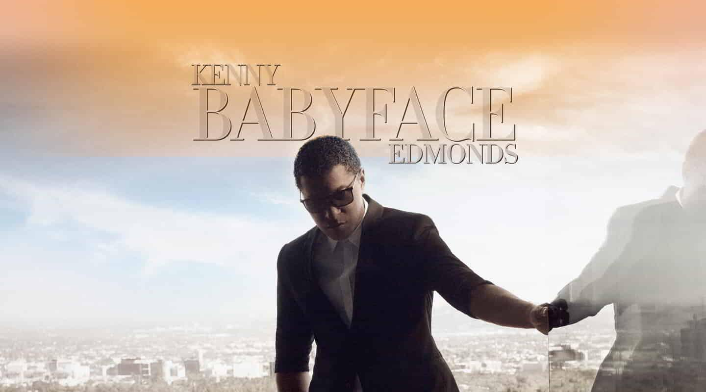"Award-winning, multi-faceted pop/urban musician Kenny ""Babyface"" Edmonds will take the stage at The Mirage."