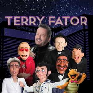 Terry Fator captures the hearts and funny bones of audiences from around the world with Terry Fator: The VOICE of Entertainment live at The Mirage.