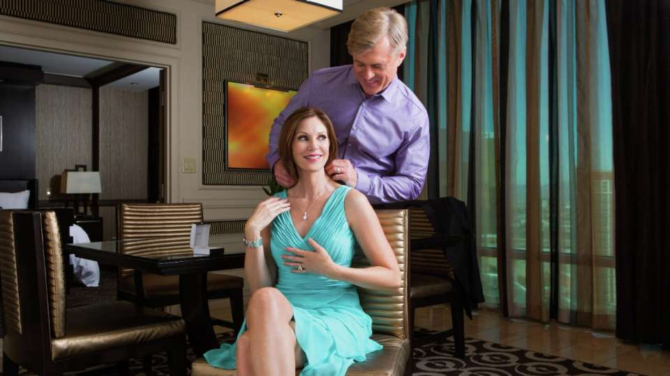 Treat that special someone with a Penthouse Suite at The Mirage