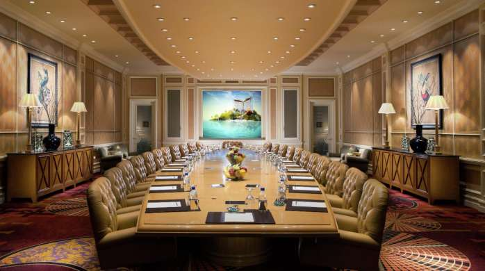 Meeting Space at The Mirage