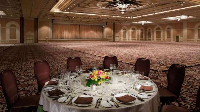 Discover your dream destination for meetings and events at The Mirage.