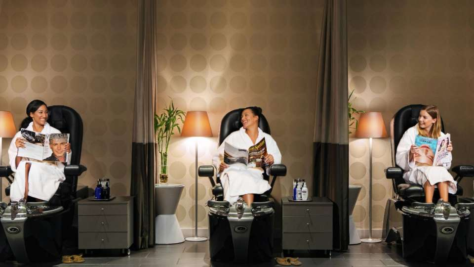 Surround yourself with serenity at The Mirage Spa and Salon