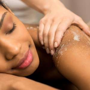 Try a brown sugar rub in the spa at the Mirage.