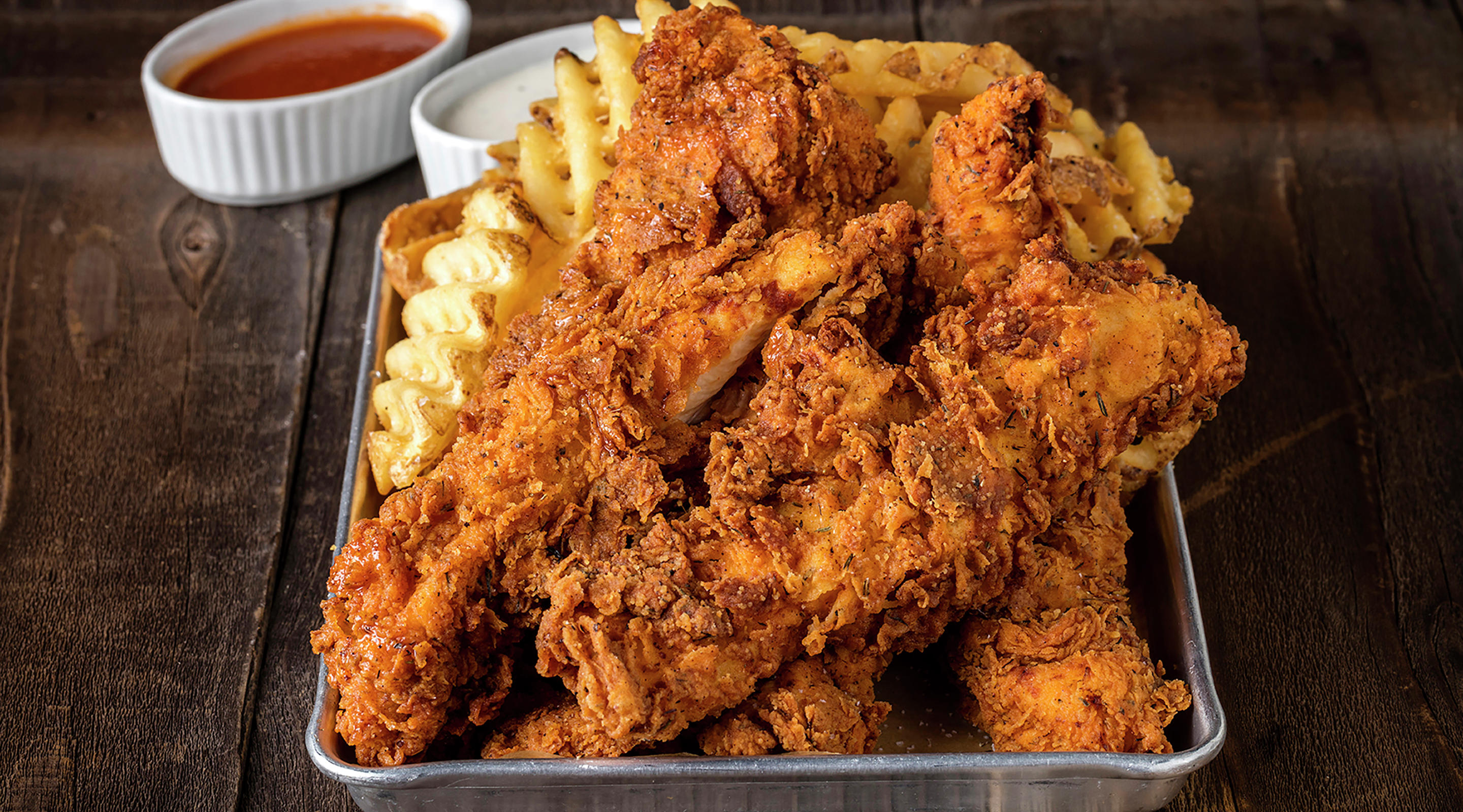 Bruxie Chicken Tenders image.