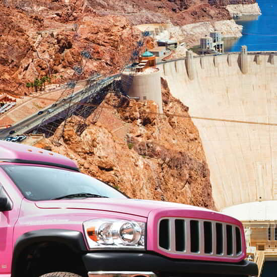 vdara-amenities-pink-jeep-hoover-dam-tour