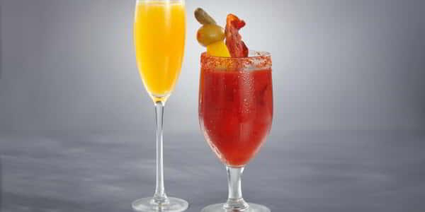 vdara-in-suite-dining-mimosa-and-bloody-mary