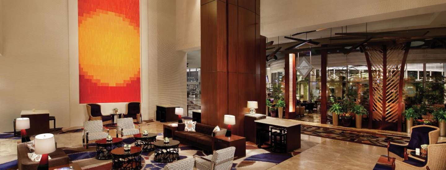 Vdara Hotel & Spa looks forward to welcoming you.  It's time to Do Vegas Differently.